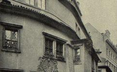 dům U Vejvodů - Český svět 29.9.1911