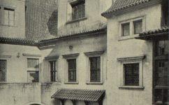 dům U Vejvodů nádvoří - Český svět 29.9.1911