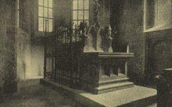 Náhrobek sv. Ludmily - Světozor 19.09.1917