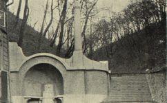 stezka k Chotkovým sadům - Český svět 18.11.1910