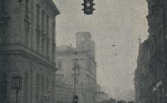 první semafor - Český svět 22.12.1927