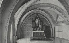 kaple v budově zemského trestního soudu - Český svět 26.02.1906