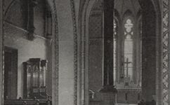 kaple v porodnici. -  Český svět 05.01.1906