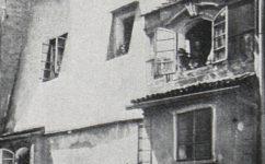 zbytek újezdské brány - Český svět 17.7.1908