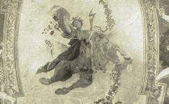 freska Apollo na Pegasu - Světozor 14.01.1910
