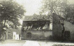 Jedová chýše -  Světozor 23.09.1910