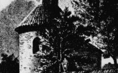 kaple sv. Longina - Světozor 4.4.1884