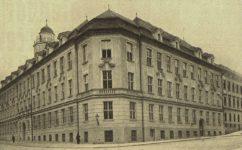 Gymnásium - Světozor 15.11.1916