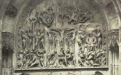 Tympanon na Týnském chrámu - Světozor 14.04.1911