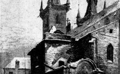 kaple sv. Ludmily u Týna - Světozor 12.2.1886