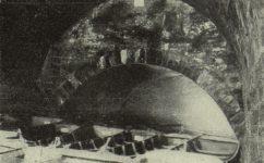 oblouk Juditina mostu pod křížovnickým klášterem - Český svět 1.2.1912