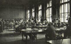 čítárna - Český svět 17.1.1913