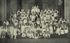 maškarní zábava - Světozor 26.01.1913