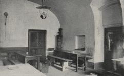 kasárna kantýna - Světozor 10.07.1914
