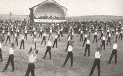 slet ruského sokolstva -  Světozor 31.07.1924