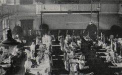 lazaret -  Světozor 25.09.1914