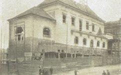stavba budovy sokola - Světozor 11.11.1910
