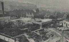 stavba pomníku - Český svět 15.3.1928