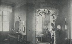 Atelier sochaře Bílka - Světozor 28.11.1913