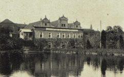 klášter kajetánů - Světozor 16.05.1913