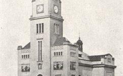 Chrám sv. Václava -  Světozor 14.04.1927
