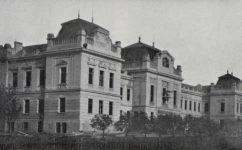 Hlavní budova - Český svět 30.10.1908