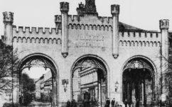 Brána na Újezdě - Světozor 6.3.1891