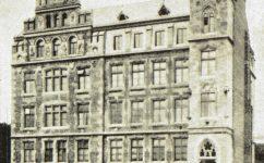 budova katolického pedagogia - Světozor 20.01.1911