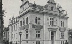sokolovna - Český svět 31.08.1906