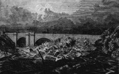 viadukt povoden - Světozor 14.6.1872