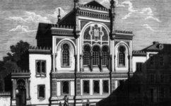 stará synagoga - Světozor 18.6.1869