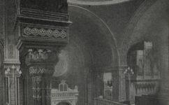 synagoga -  Český svět 10.05.1906