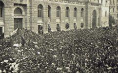 demonstrace - Český svět 22.9.1905