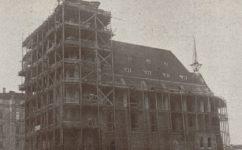 stavba Jubilejního kostela - Světozor 21.11.1913