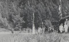 závod ve střelbě holubů -  Český svět 13.6.1913 3