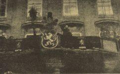 Machar řeční ke studentstvu -  Český svět 15.11.1918