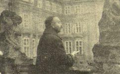 Machar řeční. Bělohoský den studentstva. -  Český svět 22.11.1918