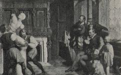 Rudolf II. na Hradčanech -