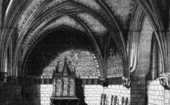 sklepení s korunními klenoty - Světozor 30.8.1867