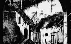 dům po vichřici - Světozor 11.11.1870