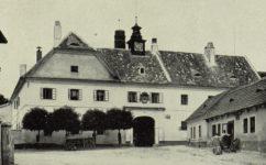 Schwarzenberský zámek - Český svět 28.7.1911
