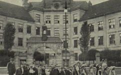 Městský útulek - Český svět 30.6.1911
