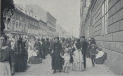 kasárna - Světozor 07.08.1914