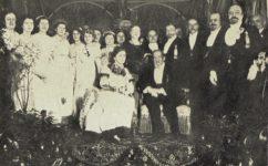ples v reprezentačním domě - Světozor 19.01.1913