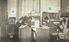 Administrace časopisů -  Světozor 24.02.1911