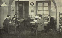 Administrace -  Světozor 24.02.1911