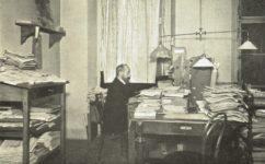 Domácí redakce -  Světozor 24.02.1911