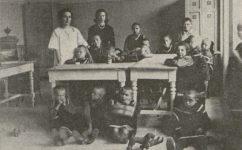 dětský chudobinec - Světozor 8.6.1922