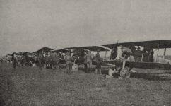 letecké závody - Český svět 03.06.1920