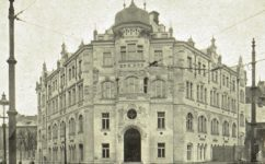 ústav Slepců - Světozor 12.03.1909